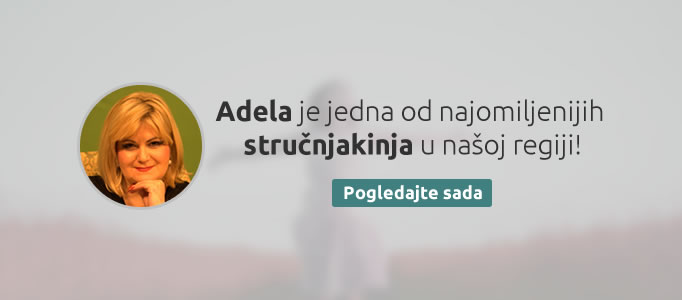 Adela, Adela Francekovic Sribebica, Astro, Stručnjakinja, voditeljica